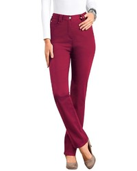 rote Jeans von CLASSIC BASICS