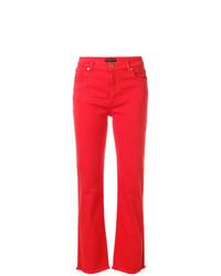 rote Jeans von Etro