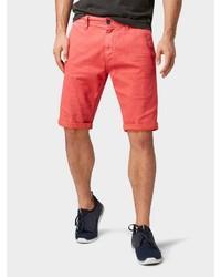 rote Jeansshorts von Tom Tailor