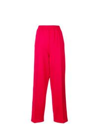 modische rote jogginghose für damen für herbst 2020 kaufen | lookastic