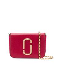 rote Leder Bauchtasche von Marc Jacobs