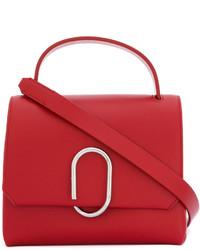 rote Leder Umhängetasche von 3.1 Phillip Lim