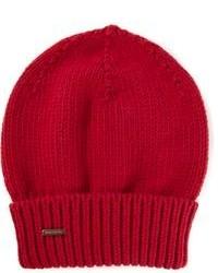 rote Mütze von Dsquared2