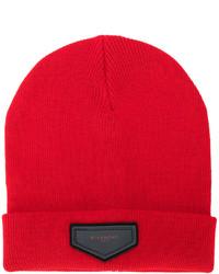 rote Mütze von Givenchy