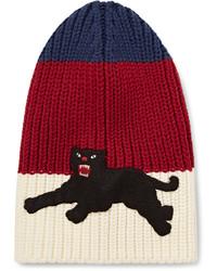 Rote Mütze von Gucci