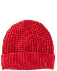 rote Mütze von Marc by Marc Jacobs