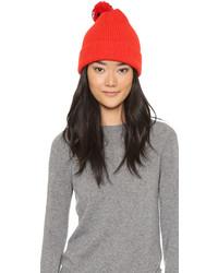 rote Mütze von Mira Mikati