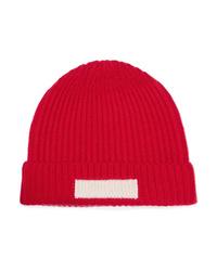 rote Mütze von RE/DONE