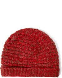 rote Mütze von Richard James