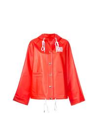 rote Regenjacke von Proenza Schouler