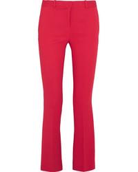 rote Schlaghose von Versace