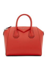 rote Shopper Tasche aus Leder von Givenchy