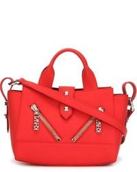 rote Shopper Tasche von Kenzo