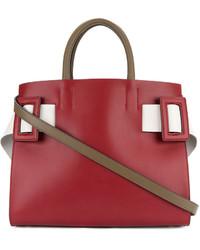 rote Shopper Tasche von Marni