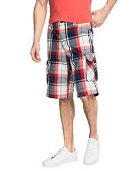 rote Shorts von Esprit