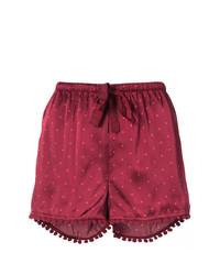 rote Shorts von Figue