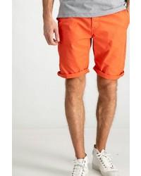 rote Shorts von GARCIA