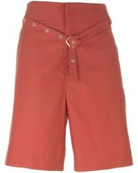 rote Shorts von Isabel Marant