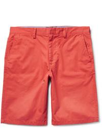 rote Shorts von J.Crew