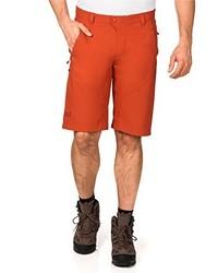 rote Shorts von Jack Wolfskin