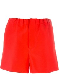 rote Shorts von Marni
