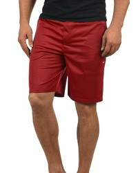 rote Shorts von Solid