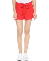 rote Shorts von Splendid