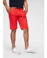 rote Shorts von Tom Tailor
