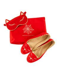 Rote slipper original 1582359
