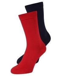 rote Socken von Pantone