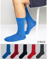 rote Socken von Bjorn Borg