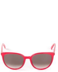 rote Sonnenbrille von Celine