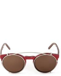 rote Sonnenbrille von Selima