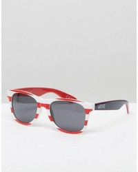 rote Sonnenbrille von Vans