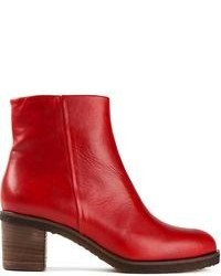 Rote stiefeletten original 1626423
