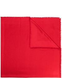 rote Stola von Fendi