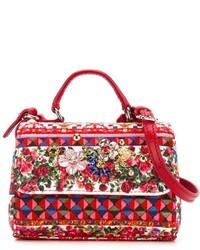 rote Taschen von Dolce & Gabbana