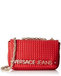 rote Taschen von Versace