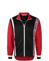 rote und schwarze Bomberjacke von Givenchy