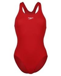 roter Badeanzug von Speedo