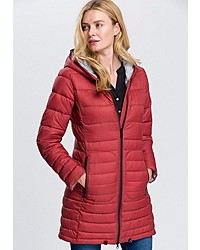 geeignet für Männer/Frauen sehr bequem schöner Stil Modische roten Daunenmantel für Damen für Winter 2019 kaufen ...
