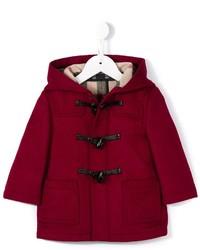 roter Mantel von Burberry
