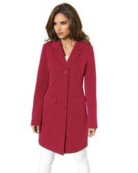 4a40a2e075cb68 Modische roten Mantel für Damen für Winter 2019 kaufen   Damenmode ...