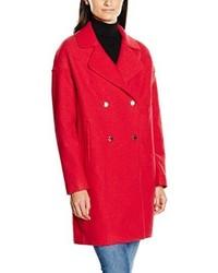 2edf3cf1670926 Modische roten Mantel für Damen von Tommy Hilfiger für Winter 2019 ...
