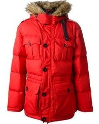 Ralph Lauren Rote Jacke