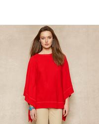 Roter poncho original 10213515