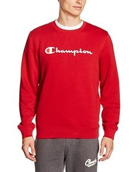 roter Pullover von Champion