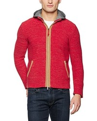 roter Pullover von Luis Trenker