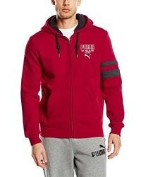 roter Pullover von Puma