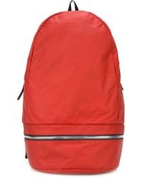 roter Rucksack von Z Zegna